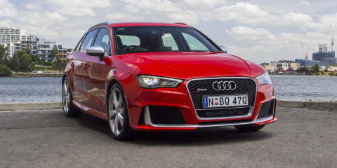 2016 Audi RS3 Sportback Review