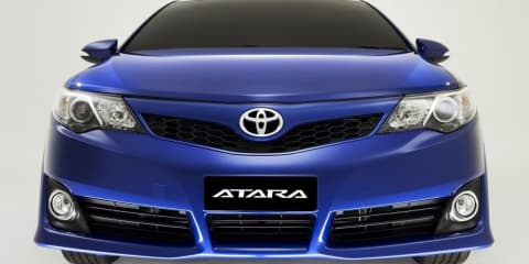 Toyota strikes could delay launch of 2012 Toyota Camry