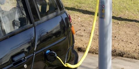 UK quick to adopt EV charging stations