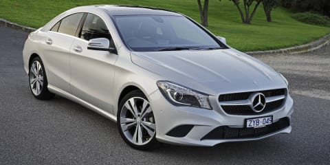 Mercedes-Benz CLA-Class: diesel added, four-model range launched