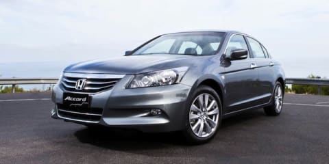 Honda Accord: large sedan now under $30,000