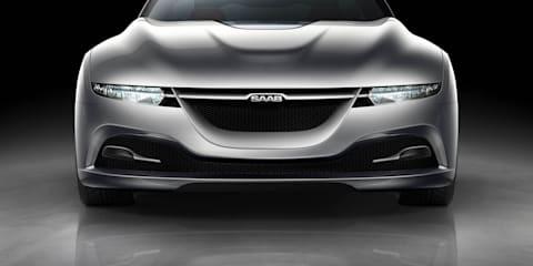Saab PhoeniX Concept premieres at Geneva