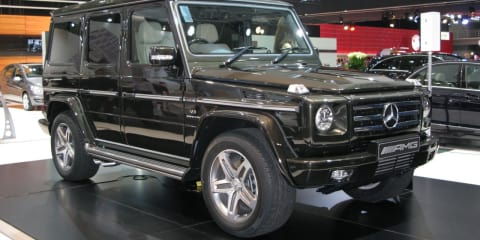 Mercedes-Benz G55 AMG at 2010 AIMS