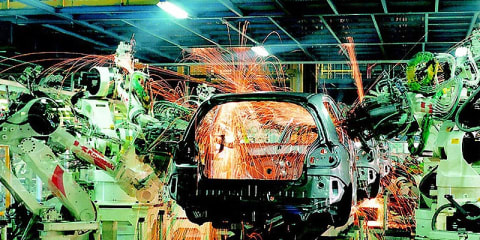 Toyota forecasts 17% increase in global production for 2010