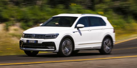 Volkswagen Australia wants other hot Tiguans