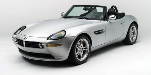 BMW Z8 owned by Steve Jobs expected to fetch $520k at auction