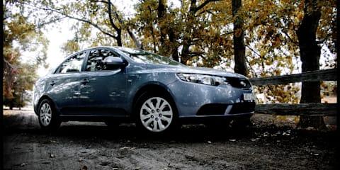 2009 Kia Cerato Review & Road Test