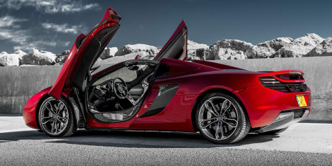 "McLaren MP4-12C: $100,000 price cut as Brits attack ""overpriced"" supercar rivals"
