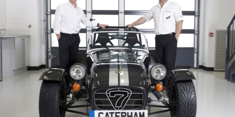 Caterham Technology and Innovation to develop range of affordable sports cars