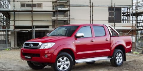 2010 Toyota HiLux receives safety upgrades and cheaper options