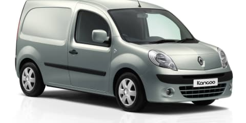 2011 Renault Kangoo available in Australia