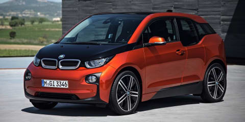 2017 BMW i3 driving range will hit nearly 200km - report