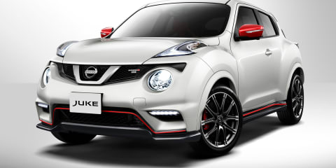 Nissan Juke Nismo confirmed for Australia