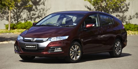Honda Insight, CR-Z hybrids facing European axing: report