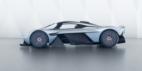 Aston Martin Valkyrie coming to Australia