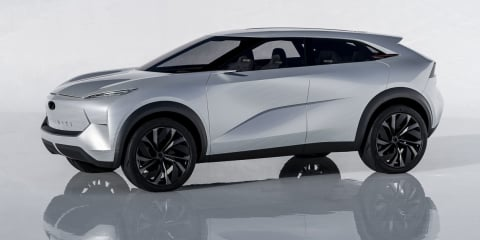 Infiniti QX Inspiration concept revealed in full
