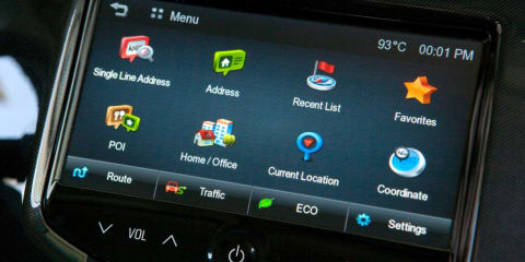Infotainment systems frustrate in latest JD Power study