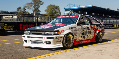 Keiichi Tsuchiya at WTAC 2016:: The story behind the ultimate Toyota 86 fairy tale