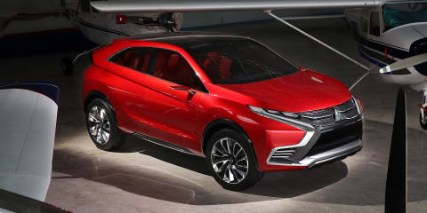 Mitsubishi confirms brand-new premium SUV model line for 2017