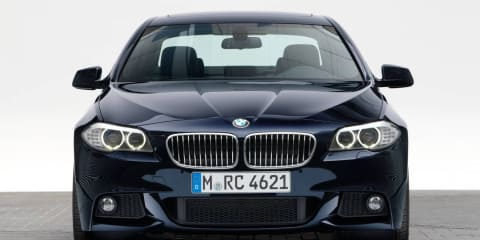 BMW 5 Series M Sport Package available in Australia