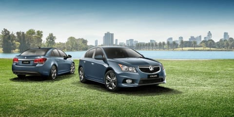 Holden Cruze Z-Series introduced