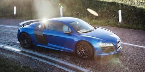 Audi R8 LMX Review