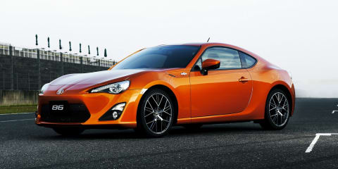 Toyota 86 to be cheaper than a VW Golf GTI