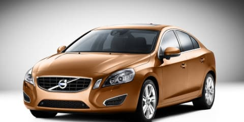 2010 Volvo S60 first official images
