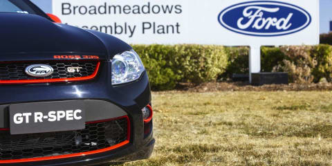 Ford Australia to make major manufacturing announcement