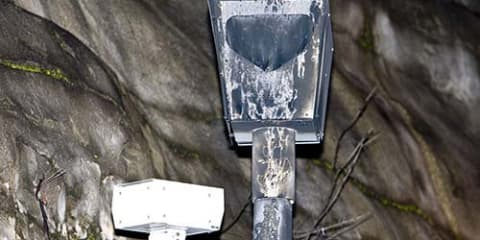 Speed cameras torched across Sydney