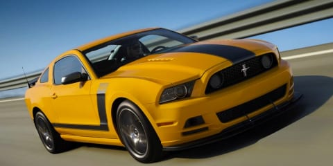 Ford Mustang heading to Europe with potential for Australia
