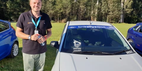 Are track days a thing of the past? Doing a tarmac rally in the Hyundai i30 N