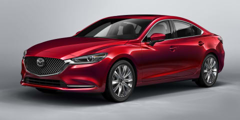 2018 Mazda 6 revealed: Turbo petrol coming to Australia