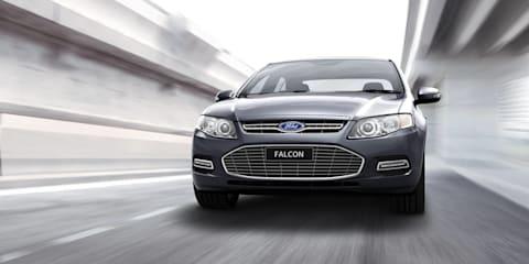 Hailstorm batters Ford Falcon sales