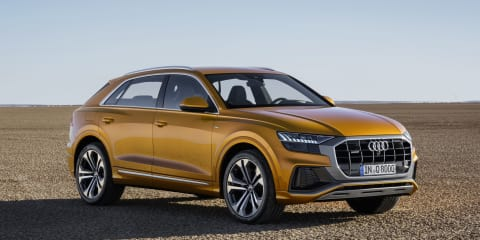 2019 Audi Q8 unveiled, here early 2019