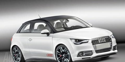 2012 Audi A1 Quattro planned and to be called Audi S1