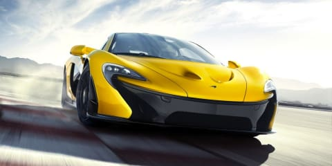 McLaren P1: 673kW hybird hypercar almost sold out