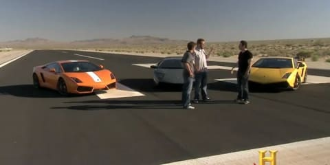 Video: Top Gear USA sneak peek