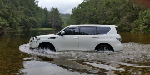 2013 Nissan Patrol Ti-L (4x4) Review