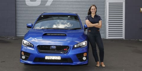 Subaru returns to Rallying