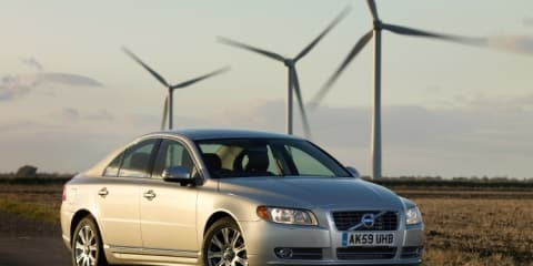 Volvo S80 DRIVe, V70 DRIVe launched