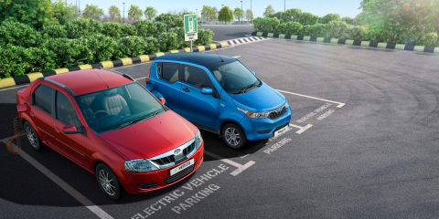 Electric vehicles off the schedule for Mahindra in Australia