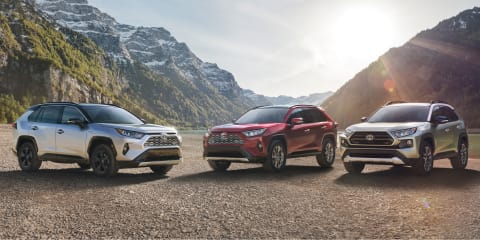 Poll: 2019 Toyota RAV4 takes down Forester