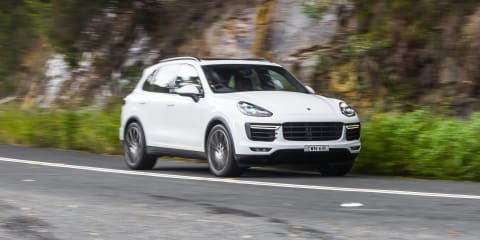 Porsche Cayenne recalled for loose clip