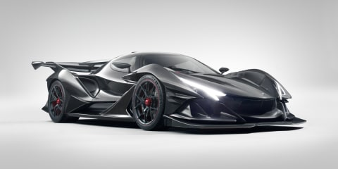 Apollo Intensa Emozione revealed