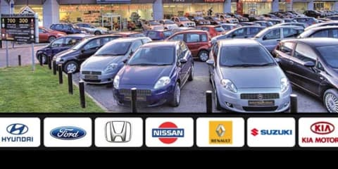 Too Much Choice in the New-car Market Means Complexity Overload for Buyers