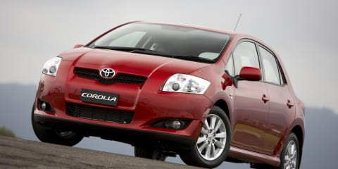 Toyota Corolla not ruled out for local production