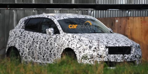 Mazda CX-3 spied on the cusp of global premiere