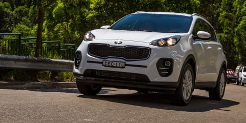 The Shortlist:: Medium SUVs under $30,000 with rear-view camera and parking sensors