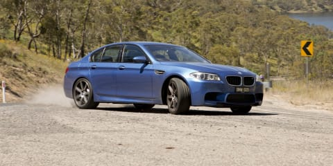 2014 BMW M5 Review